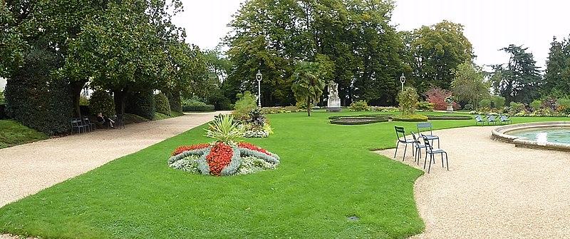 Le parc du Thabor